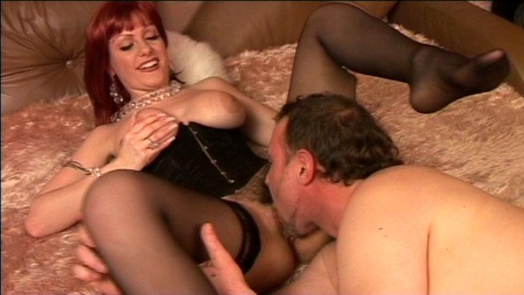 Babe lingerie slip video