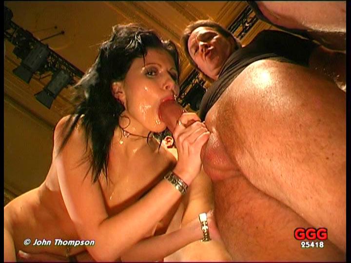 john thompson ggg video world sex