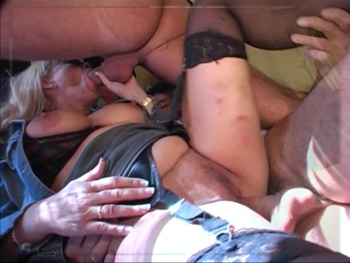 3 scenes of aunts getting nasty 4