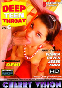 Deep teen throat #6