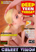 Deep teen throat #7