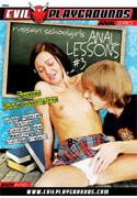 Russian Schoolgirls - Anal Lessons #3