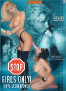 Stop! Girls only!